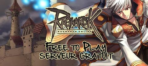 Plus d'abonnement pour Ragnarok Online