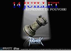 Fêtez le 14 Juillet avec Ragnarök Online
