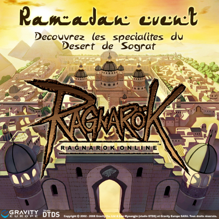 Ragnarok Online - Fêtez la fin du Ramadan
