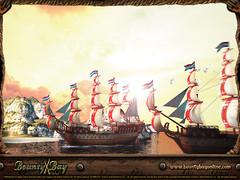 Bounty Bay Online s'arroge l'héritage de Poséidon