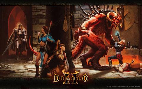 David Brevik - La série des Diablo était initialement pensée avec des composantes de MMO