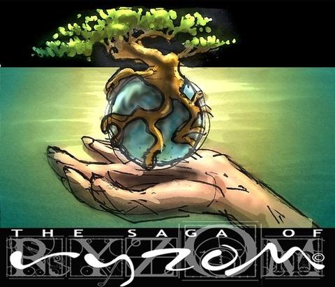 Ryzom - Ryzom illustre en images conceptuelles son (ancien) développement