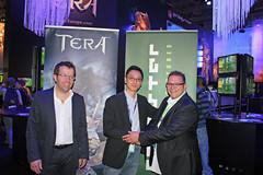 GamesCom 2010 : Lancement du site officiel européen de Tera