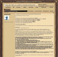 Piratage de la base d'utilisateurs des MMO de Frogster ?