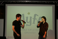 FlyFF au Festival Jeu Video 2008