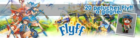 Des peluches Flyff à gagner
