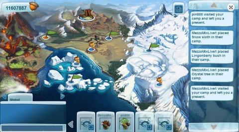Bigpoint - Ice Age Online jouable en bêta