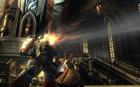 Warhammer 40000 - Rendez-vous au premier trimestre 2013