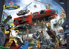 LEGO Universe fermera définitivement ses portes en janvier 2012