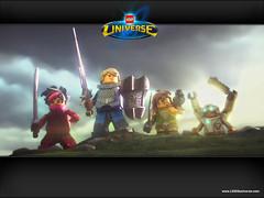 Warner Interactive distribue LEGO Universe