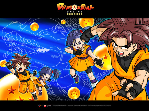 Dragon Ball Online - Dragon Ball Online s'annonce en Chine