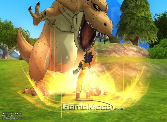 Images de Dragon Ball Online