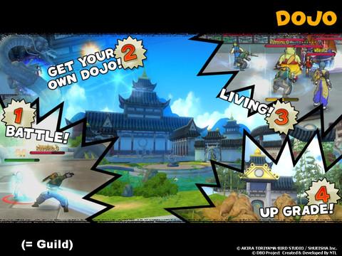 Dragon Ball Online - PvP : présentation du système de Dojo