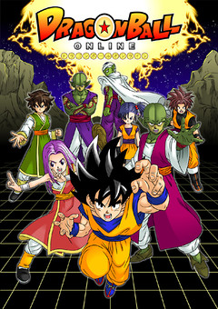 Affiche Dragon Ball Online