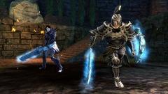 Seigneur de l'équipe bleue en mode Bastion
