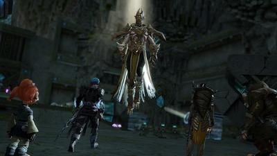 A la poursuite de Lazarus dans le Monde Vivant de Guild Wars 2