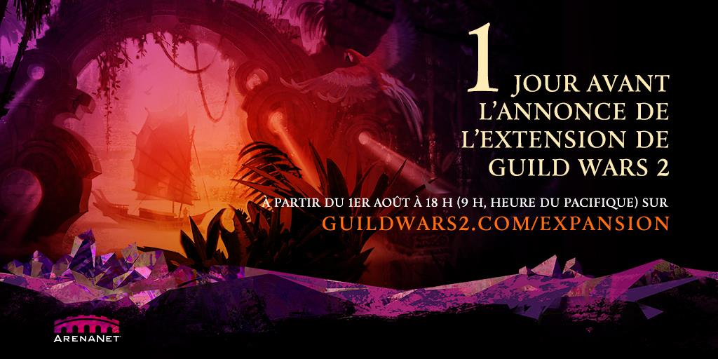 Guild Wars 2 : la prochaine extension se dévoile en vidéo !