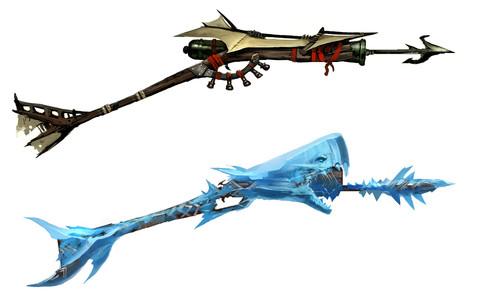 Armes aquatiques