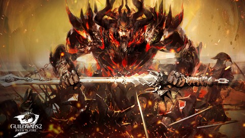 Guild Wars 2 - Présentation de l'extension de Guild Wars 2: Path of Fire