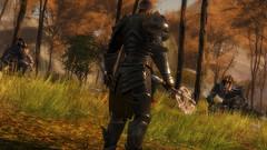 Le guerrier en action - Gw003
