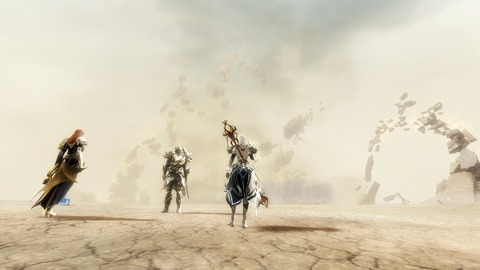Guild Wars 2 - Avec l'extension Path of Fire, Guild Wars 2 continue d'écrire sa vision du MMORPG