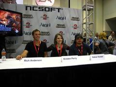 Comic Con 2010 : la personnalisation des avatars de Guild Wars 2