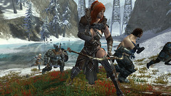Guild Wars 2 s'exhibe à la Paris Games Week