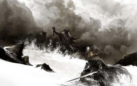 Guild Wars 2 - Les premiers concept arts de Guild Wars 2 révélés