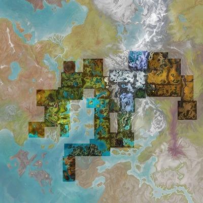 Carte Tyrie