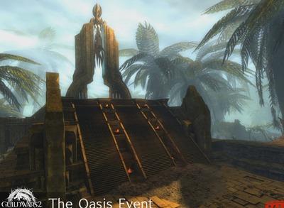 Temple de l'oasis