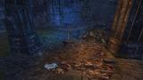 Ruines de l'abbaye d'Ashford - Référence à Chrono Trigger