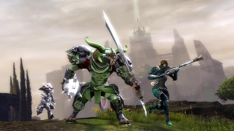 Guild Wars 2 - Nouveauté McM : Les escarmouches