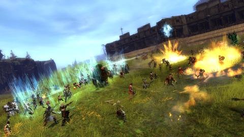 Guild Wars 2 - Une refonte du McM en réflexion pour Guild Wars 2