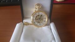 Une montre gousset à gagner pour le discours de la Reine