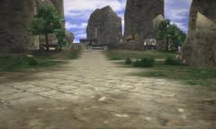 Le village caché