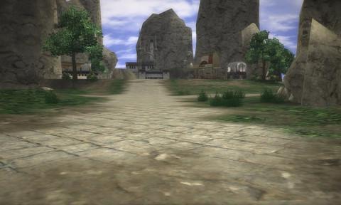 Rappelz - Le village caché