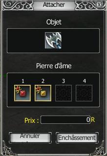 Rappelz - Pierres d'âme