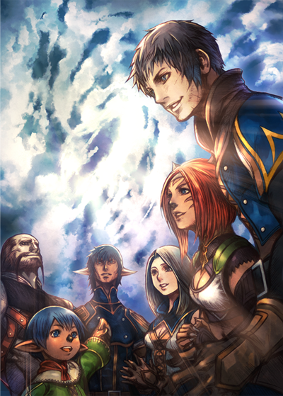 Final Fantasy XI Final scénario Nomura