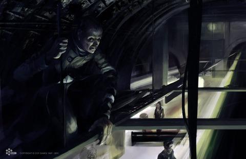 Nosferatu - par Erling Ingi