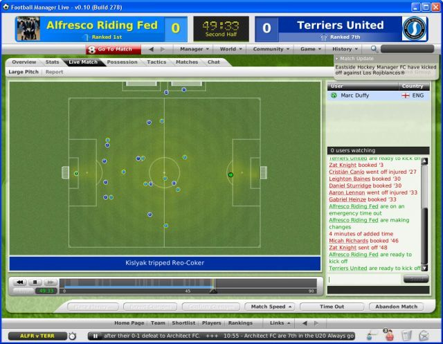 Images de Football Manager Live