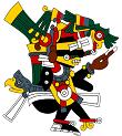 Dieu Maya Tezcatlipoca