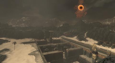 La nouvelle cité solaire d'Akhenaton