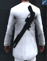 Fusil à pompe - Rare NQ6