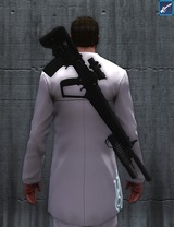Fusil d'assaut - rare NQ10 1