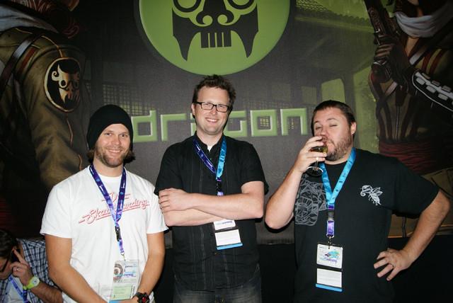 TSW GamesCom 2011 1