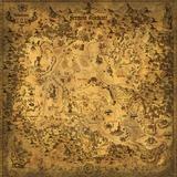 Carte des Fermes assiégées