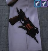 Pistolets - Enfer tourmenté - dernier recours de Taipan