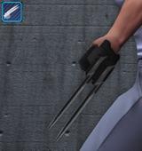 Arme de main - Rare NQ3