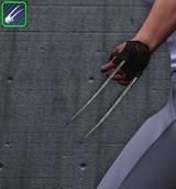 Arme de main - Singulier NQ5