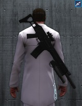 Fusil d'assaut - rare NQ7 2